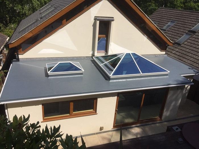 Korniche Glass Roof Lantern