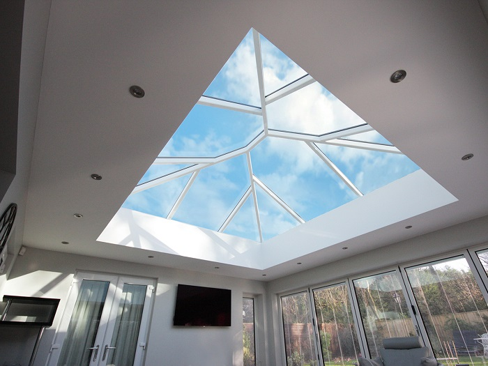 Korniche Glass Roof Lantern