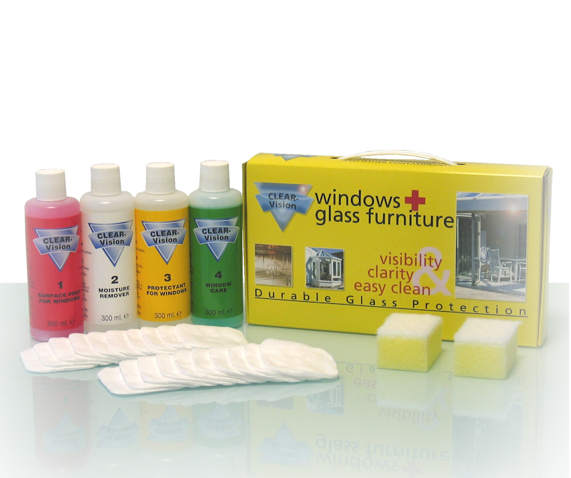 Ritec Clearvision Windows & Glass Furniture Kit