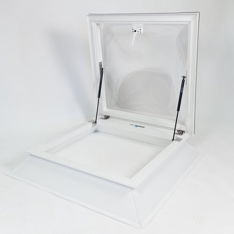 Coxdome Trade Range Rooftop Access Polycarbonate Dome Rooflight