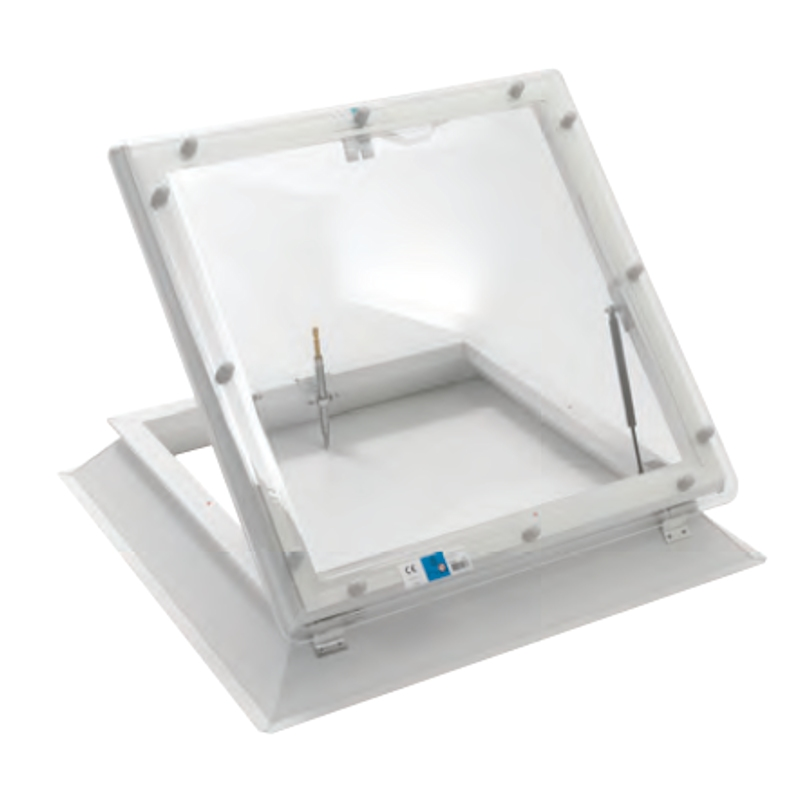 Coxdome Trade Range Manual Vent and Rooftop Access Rooflight