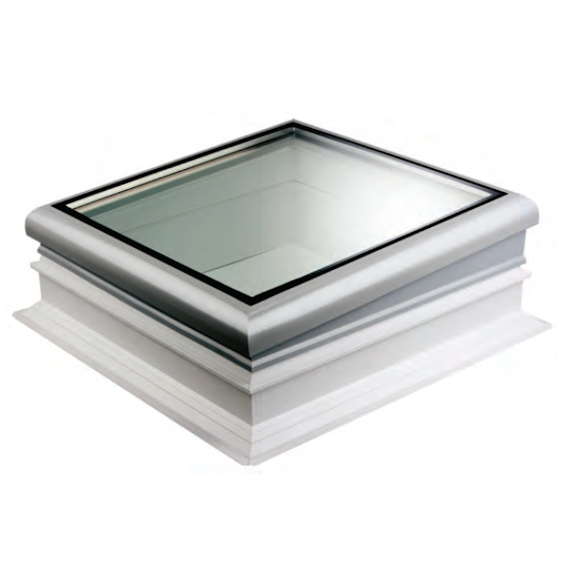 Jet Cox Glasslight fixed Rooflight with Upstand
