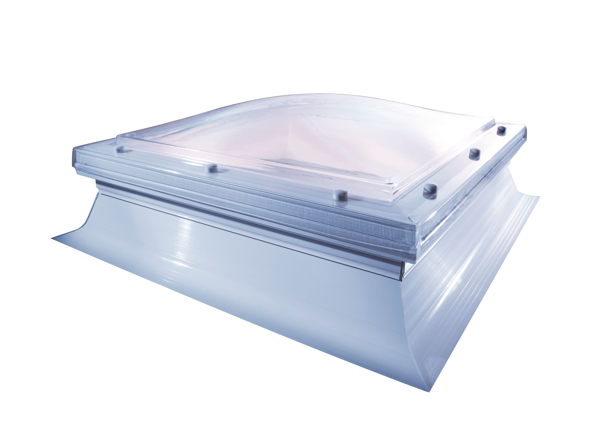 Mardome Trade Dome Rooflight PVC Kerb