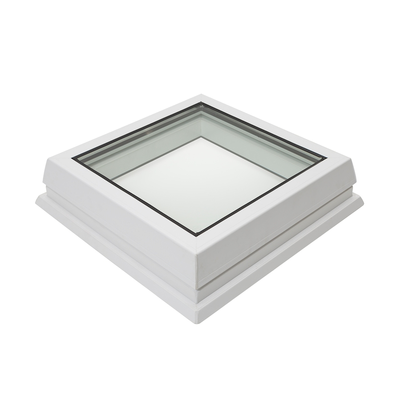 Lunaglaze Fixed Glass Rooflight to Suit a Builders Kerb